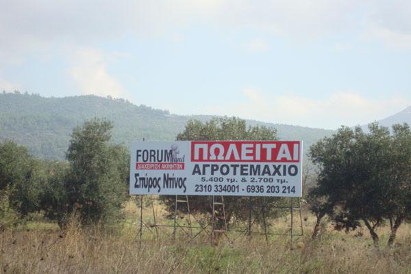 Φωτογραφεία από Αγροτεμάχιο, Περιοχή Πυλαίας  Πρώτο στον περιφερειακό  ,ΑΠΟΚΛΕΙΣΤΙΚΟΤΗΤΑ